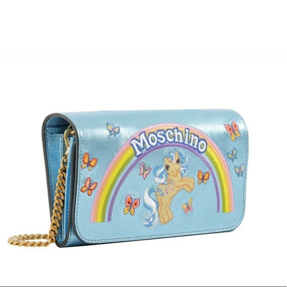 Moschino Handbags - SS18 Moschino Couture Jeremy Scott My Little Pony